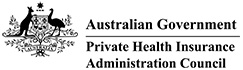 Australian Government: Private Health Insurance Administration Council