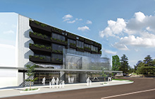 2020 – Boutique Mixed Use, Braddon ACT